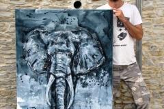 150x100cm on canvas