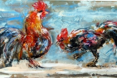 Coq fight 1